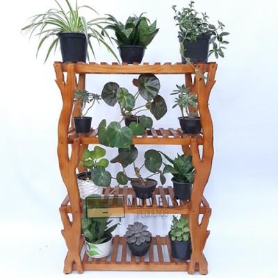 Estante para plantas , objetos de decoração modelo 100 imagem
